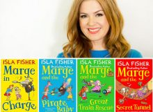 Giveaway: Win All Four Books of Marge in Charge by Isla Fisher A Mum Reviews