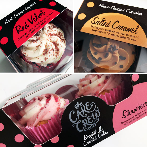 National Tea Day & the Cake Crew's Beautifully Crafted Cupcakes A Mum Reviews