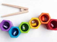 Plan Toys Wooden Toys from Baba Me - Beehives & Sandwich Meal A Mum Reviews