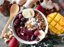 Recipe: Warrior Fuel Protein Bowl - Healthy Breakfast Idea A Mum Reviews