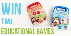Win Two Fun Educational Games!