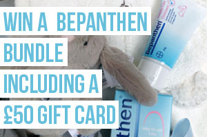 Win a Lovely Bepanthen Bundle Including a £50 Gift Card!