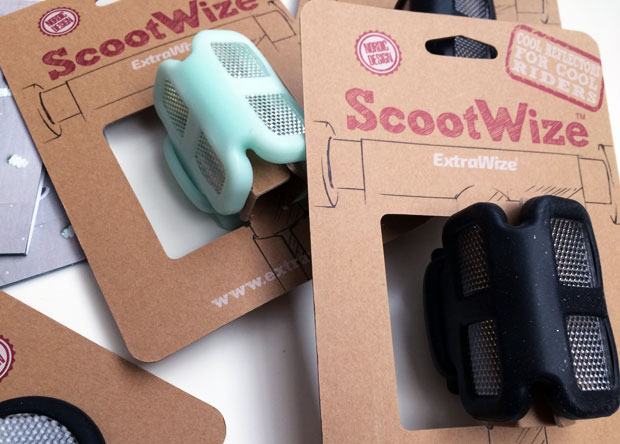 ExtraWize Reflectors + ScootWize Scooter Reflector for Kids A Mum Reviews
