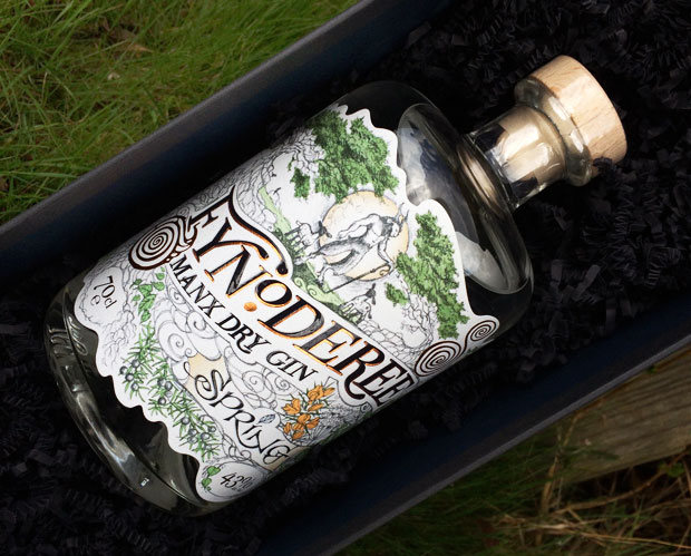 Fynoderee Manx Dry Gin Spring Edition Review A Mum Reviews