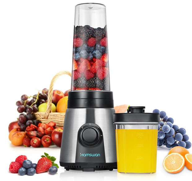 HAMSWAN KP-1506 Personal Blender Review + Smoothie Recipes A Mum Reviews