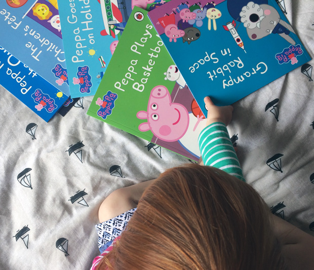Julia Donaldson Audio Collection & Peppa Pig Collection A Mum Reviews