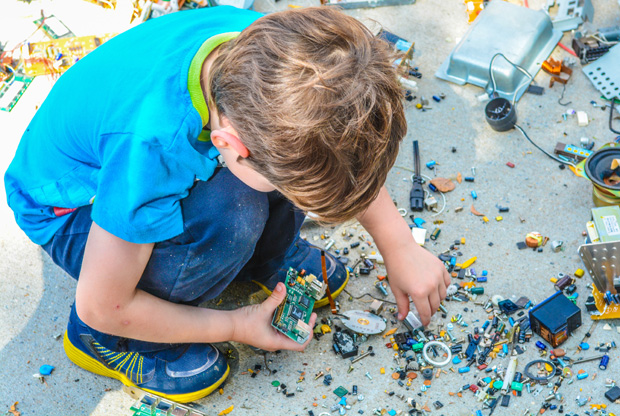 5 Easy Ways your Kids Can Help with Recycling A Mum Reviews