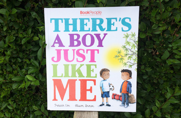 Bedtime Story Winner 2017: There's a Boy Just Like Me A Mum Reviews