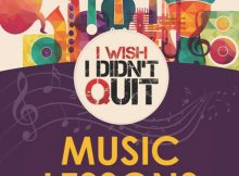 Book Giveaway: I Wish I Didn't Quit: Music Lessons A Mum Reviews