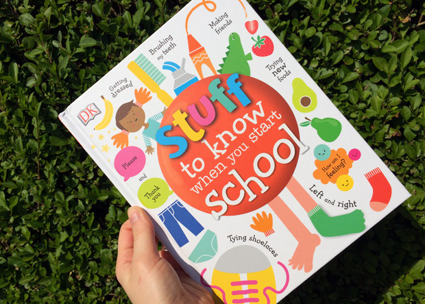 Books That Help Prepare Your Child for Starting School A Mum Reviews