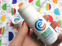 Earth Conscious Natural Deodorant Stick Review - Mint Strong Protection A Mum Reviews