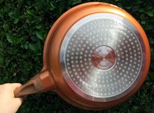 F&F Stores Copper Non Stick Frying Pan Review A Mum Reviews