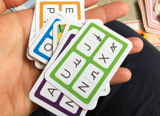 Fundels Play & Learn Writing Letters Educational Game A Mum Reviews