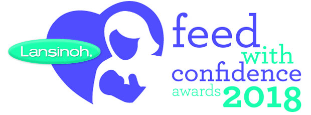 Lansinoh Feed with Confidence Awards 2018 A Mum Reviews