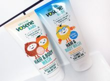 Vosene Kids Gentle to Skin Review A Mum Reviews