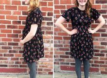 BOOHOO Maternity Wear Outfit Idea for Growing Bumps A Mum Reviews