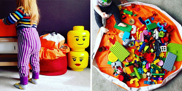 Colourful Storage Ideas for Our New Playroom A Mum Reviews