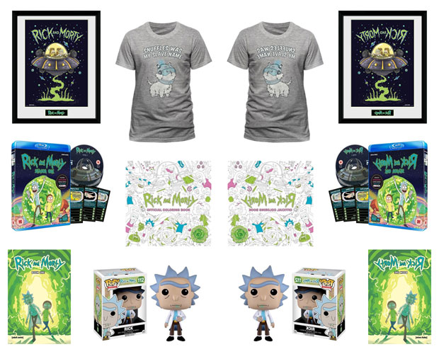 Gift Ideas for Rick and Morty Fans - Rick and Morty T Shirt & More A Mum Reviews