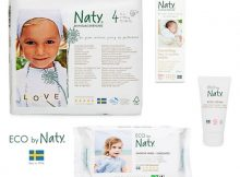 Giveaway: Win an Eco Nappy Bundle from Eco By Naty! A Mum Reviews