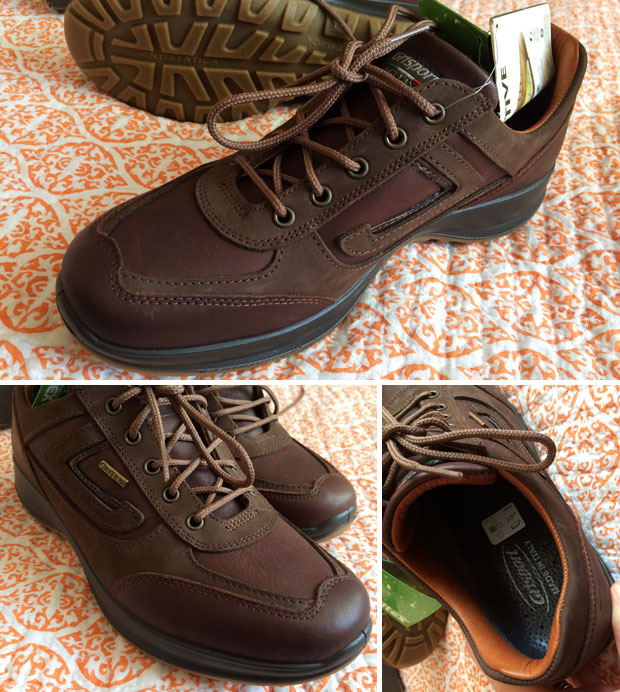 Grisport Airwalker Walking Shoes Review - New Hiking Shoes for Him A Mum Reviews