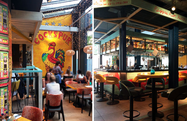 Turtle Bay Sheffield Review - Caribbean Eating & Drinking A Mum Reviews