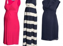 a mum reviews summer holiday dresses maternity pregnancy h&m