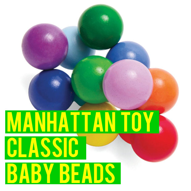 a mum reviews Manhattan Toy Classic Baby Beads review