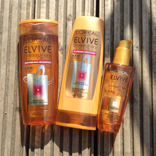 a mum reviews loreal extraordinary oil collection review