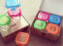 a mum reviews baby weaning weangreen glass boxes