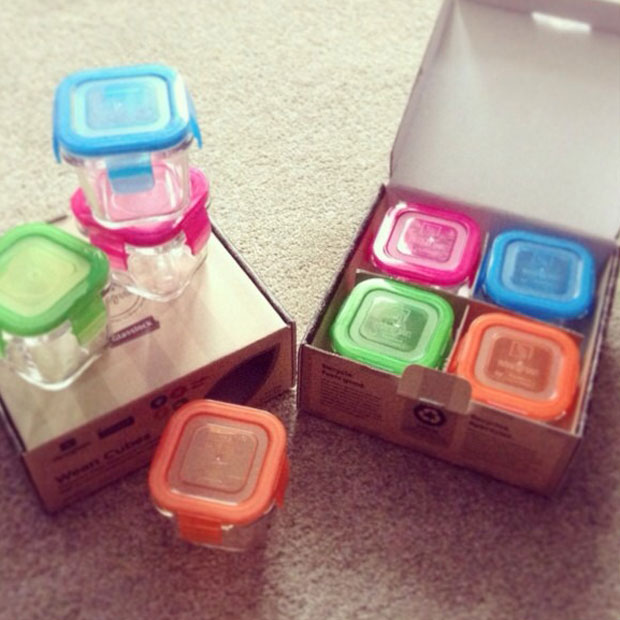 a mum reviews baby weaning wean green glass boxes