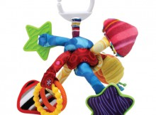 Lamaze Activity Knot Review