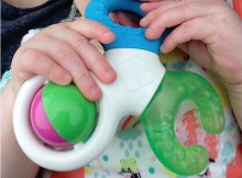 A Mum Reviews MAM Bite and Play Teether Review