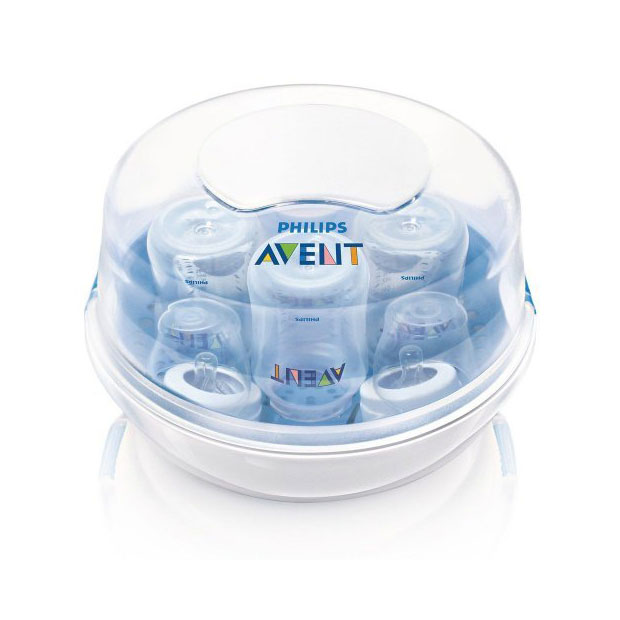 Philips AVENT Microwave Steriliser Review