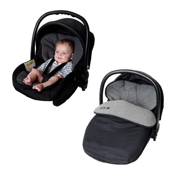 Red Kite Newborn CAR SEAT FOOTMUFF review A Mum Reviews