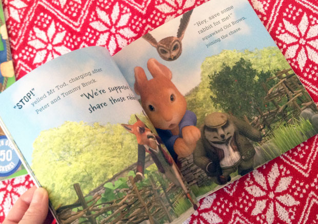 Peter Rabbit Animation Series Book Review A Mum Reviews
