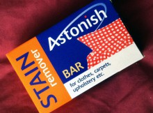 Astonish Stain Remover Bar Review A Mum Reviews
