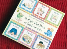 Baby's Big Box of Little Books Review A Mum Reviews