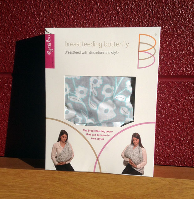 Faye & Lou Breastfeeding Butterfly Review A Mum Reviews