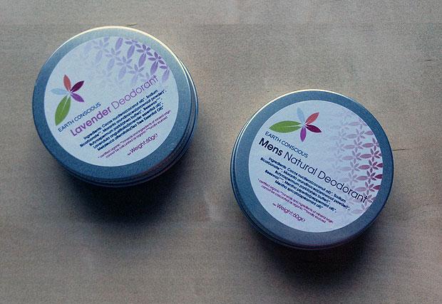 Earth Conscious Natural Organic Deodorant Review A Mum Reviews