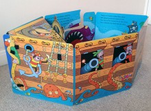 Sit In & Play Pirate Ship Review A Mum Reviews