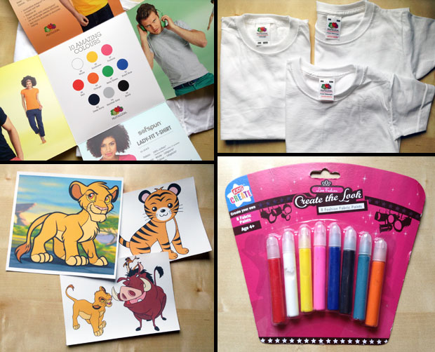 Buy Tshirts Online Design Your Own T-Shirt Kit Review A Mum Reviews