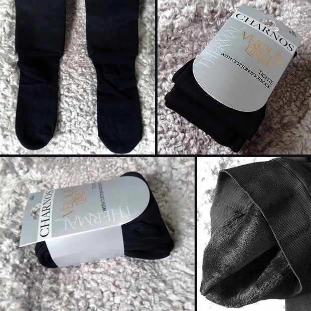 Charnos Velour Lined Tights With Cotton Boot Sock Review & Outfit A Mum Reviews