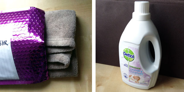 The Dettol Baby Blanket Donation Campaign A Mum Reviews