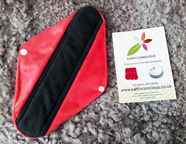 Earth Conscious Washable Bamboo Cloth Pad Review A Mum Reviews