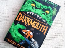 It's about to get legendary - Darkmouth Book Review & Giveaway A Mum Reviews