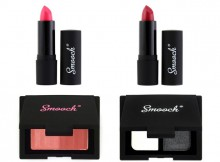 Smooch Cosmetics Review - Lipsticks, Blusher & Duo Eyeshadow A Mum Reviews