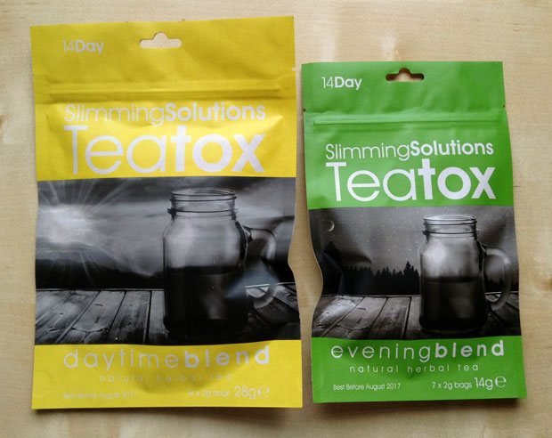 Teatox Review A Mum Reviews