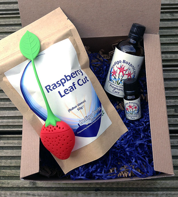 Indigo Herbs Pregnancy Care and Wellbeing Gift Set Review A Mum Reviews