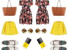 Sunshine & Florals - A Spring Wardrobe Update A Mum Reviews