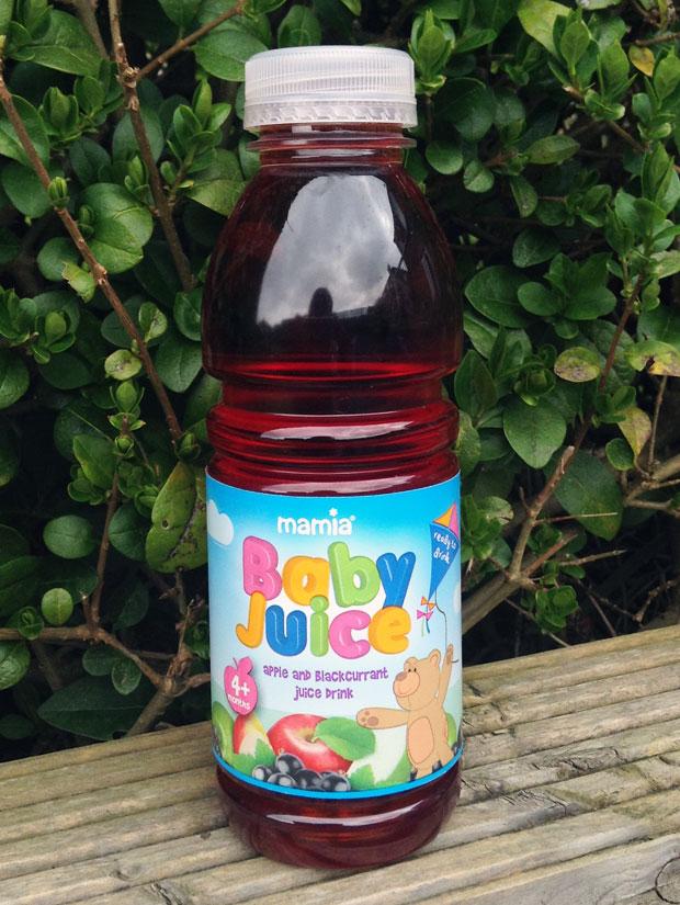 ALDI's Mamia Baby Juice Review A Mum Reviews
